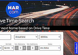 Car-dependent Texans get search-by-commute tool