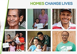 Celebrity real estate agentto help build homes for the needy
