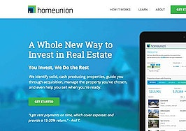 Website arms single-family home investors with neighborhood info