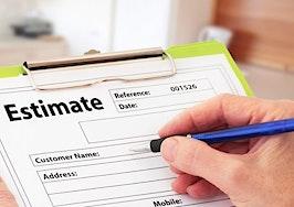 homeowner estimates