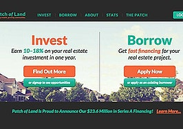 Real estate crowdfunder raises $23.6M