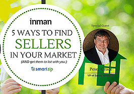 5 ways to find sellers in your market and get them to list with you