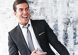 Interview with Luis Ortiz from 'Million Dollar Listing New York'