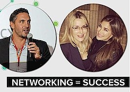 The networking secret that top guns Dolly Lenz and Mauricio Umansky know