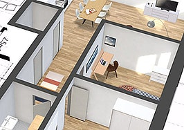 Archilogic's 3-D home of the week