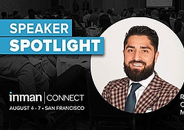 3 questions with Inman Connect San Francisco speaker Roh Habibi