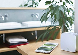 First smart home products for Apple system go on sale