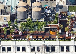 Multifamily rooftops go green