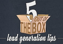 5 out-of-the-box ways to generate leads