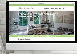Pocket listing database opens arms to 'coming soon' listings