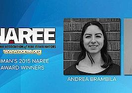 Inman reporters win NAREE awards, accolades