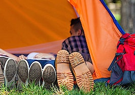 Silicon Valley Airbnb host successfully rents backyard tent for $46/night