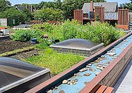 LEED certification increases existing buildings' eco-friendly desirability