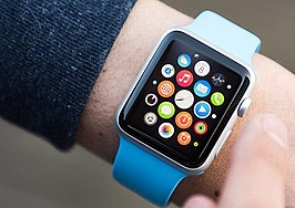 Apple claims 75 percent of global smartwatch market share