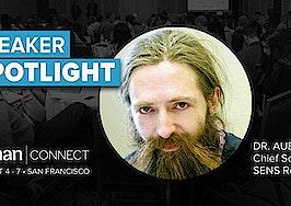 Disrupting death: ICSF speaker Dr. Aubrey de Grey says we could live forever