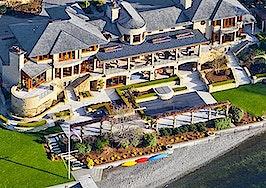 Luxury listing of the day: Bellalago on Lake Washington, Seattle