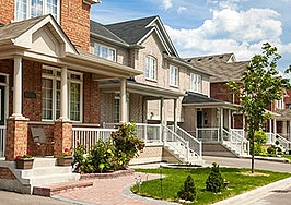 Single-family, built-for-rental housing inches forward