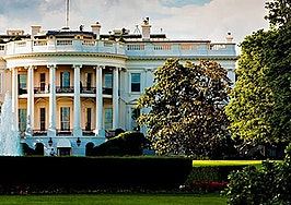 Who in real estate should run for US president?