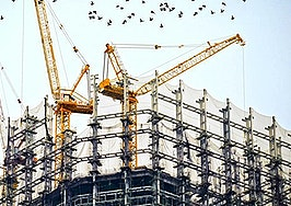 Investments in new residential projects drive construction sector