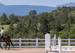 Luxury listing of the day: Equestrian paradise with Rocky Mountain views