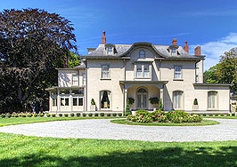 Luxury listing of the day: Quatrel estate in Newport, Rhode Island