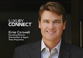 Top L.A. producer, Ernie Carswell, to speak at Luxury Connect