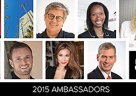 Inman is proud to announce the 2015 Luxury Connect ambassadors