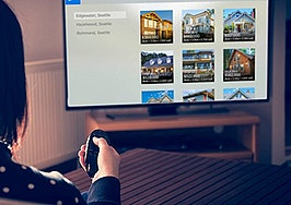 Zillow: Coming soon to an Apple TV near you