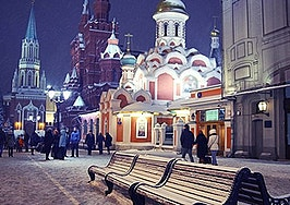 Moscow's real estate market goes from boom to bust