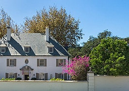 Luxury listing: French Normandy estate in Bel Air
