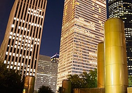 Interactive listing: 19 stories above Houston
