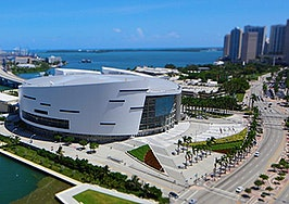 As luxury listings 'heat' up in Miami, brokerage partners with NBA team