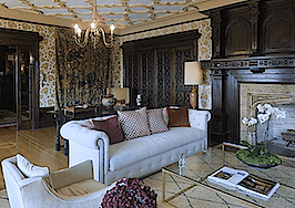 3-D home of the day: The castle on the hill