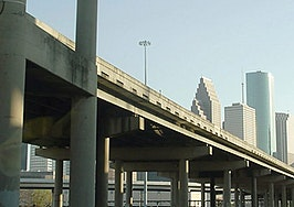 Houston rate of negative equity 6 percent