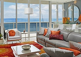 Luxury listing: Sunny Isles condo along the water