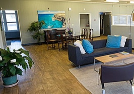 Inside the Hawaii Life offices