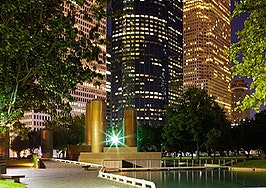 Houston metro sprawls since 1970s