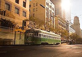 San Francisco housing density