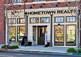 Inside the Hometown Realty offices