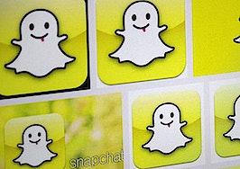 snapchat real estate sales