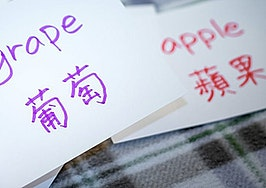 8 important sentences to welcome Chinese buyers
