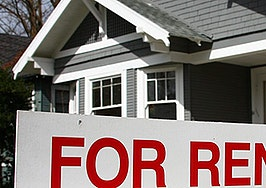 institutionalized single-family rental market