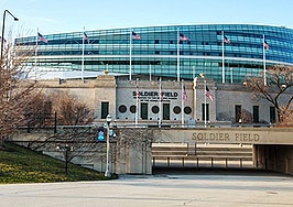 home values near Soldier Field
