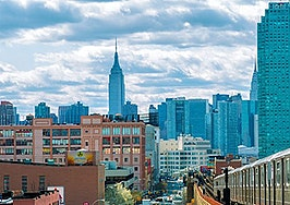 New York City apartments largely move on reputation