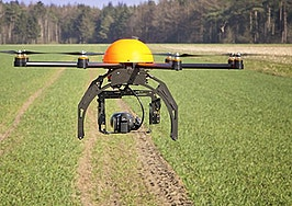 drone real estate marketing
