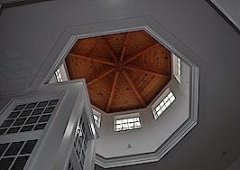 Octagonal home