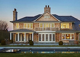 Hamptons mansion