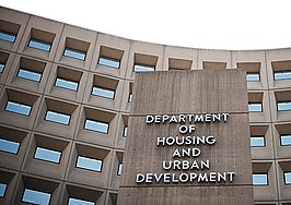 HUD housing discrimination funding