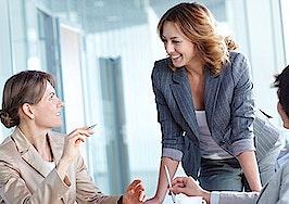 women in real estate leadership