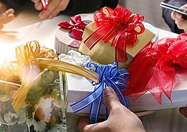 real estate client holiday gifts